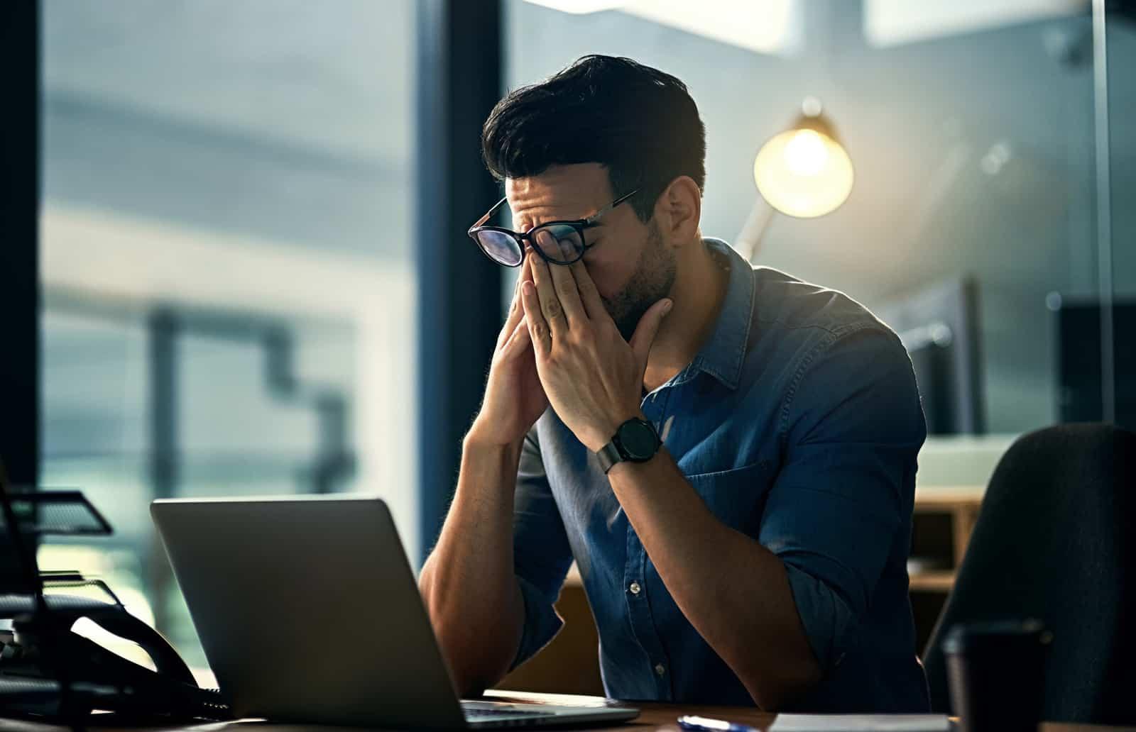 real estate broker burnout